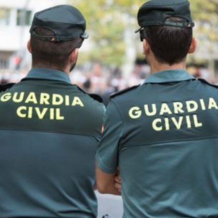 Curso para acceso a la Guardia Civil