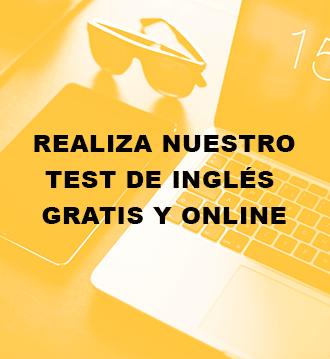 Test de nivel de inglés online y gratis