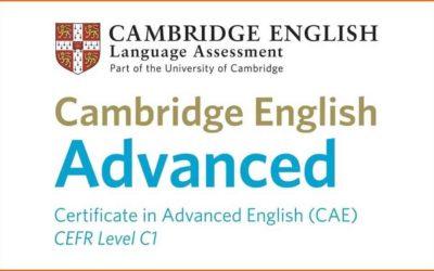 C1 ADVANCED CERTIFICATE IN ENGLISH – CURSO ONLINE DE PREPARACIÓN PARA EL EXAMEN